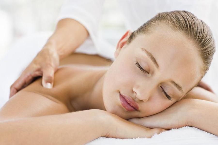 massaggio a pressione