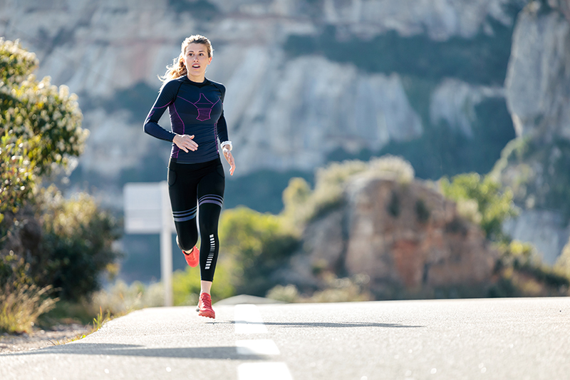 come correre correttamente